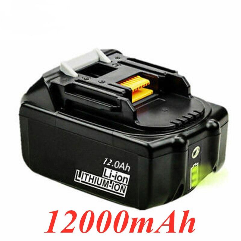 Оригинал для Makita 18V 1200mAh 12.0Ah перезаряжаемые электроинструменты батарея с светодиодный Литий ионная Замена LXT BL1860B BL1860 BL1850|Перезаряжаемые батареи|   | АлиЭкспресс