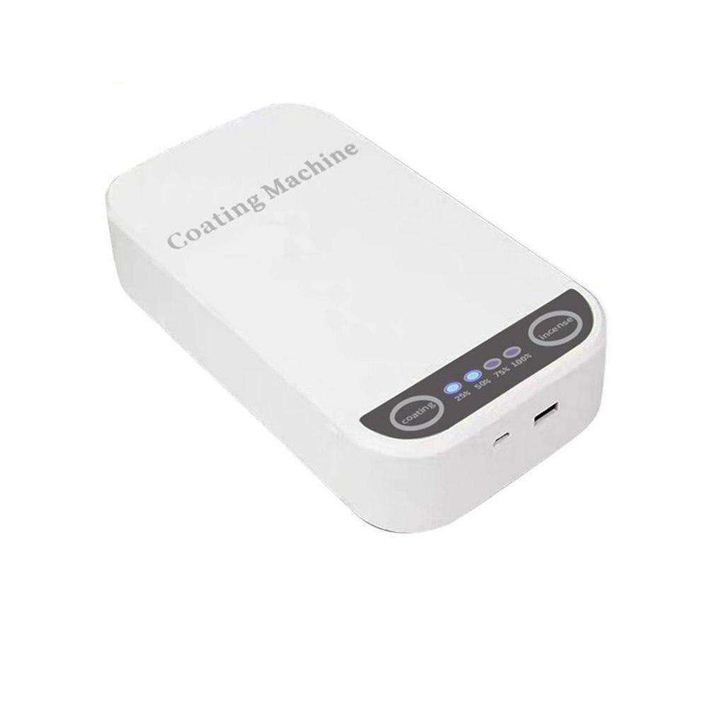 1 Set Multifunction UV Sterilizer Disinfection Box Automatic UV Sterilizer For Mask Toothbrush Mobile Phone