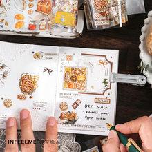 Cintas adhesivas decorativas para álbum de recortes, papel para manualidades, pegatinas japonesas de 3m, 1 Uds./1 lote