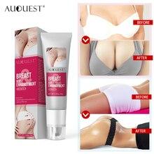 AuQuest Breast Butt Enhancer Skin Firming and Lifting Body Cream Elasticity Brea