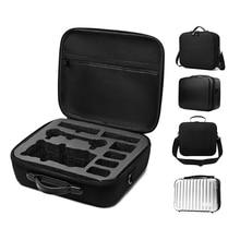 Bolsa de transporte para Dron Xiao Mi FIMI X8 SE, bandolera de concha dura, portátil, de nailon/PU/EVA, para Xiaomi X8SE