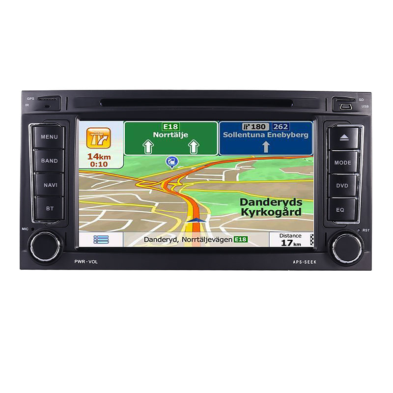 2 din 7 дюймов Автомобильный DVD VW Touareg Multivan (2002-2010) GPS 3G Bluetooth Радио RDS USB руль Canbus Бесплатная 8G карта камера