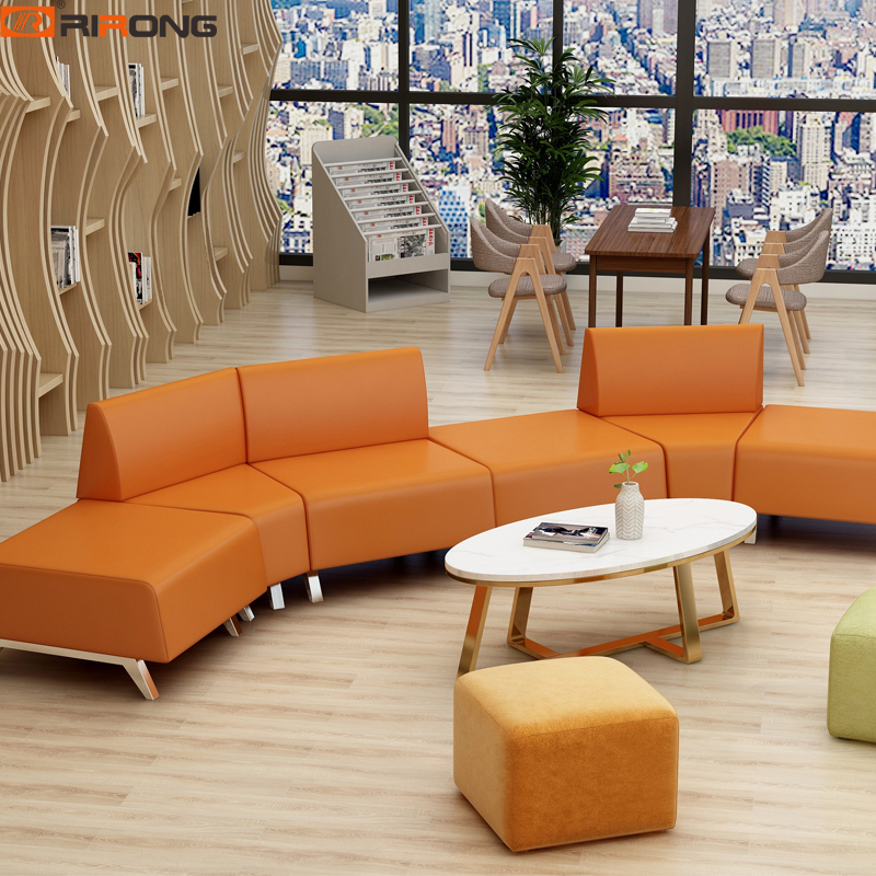 Office Home Furniutre Sectional Sofa