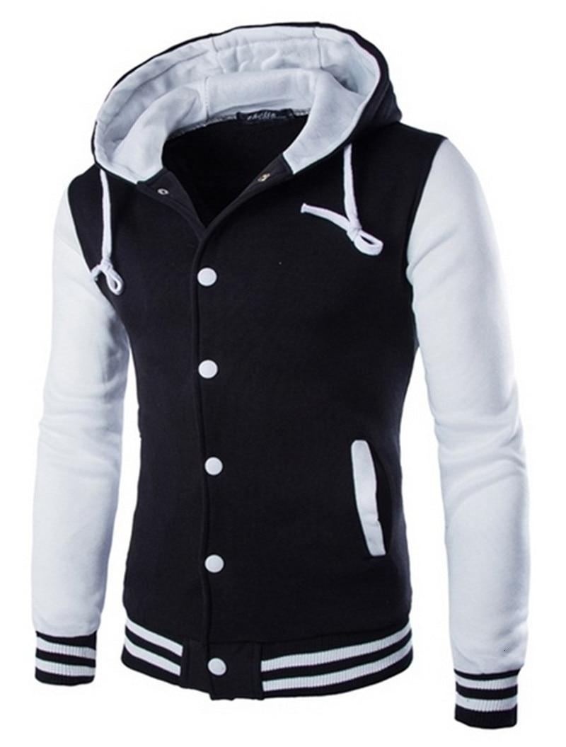 Man Spelling Color Catch Down Cardigan Even Hat Sweater International Casual Jumper Cotton Tops Jacket Hoody Sweatercoat