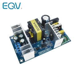 EQV Power Supply Module AC 110V 220V to DC 24V 6A AC-DC Switching Power Supply Board Promotion