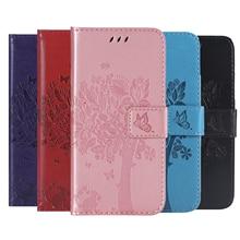 PU cuero cartera Flip caso de Huawei Honor 20 10 10i 9 9i 9N Lite 8A 8C 8X 8S 7A 7C 7i 6A 6X V10 V20