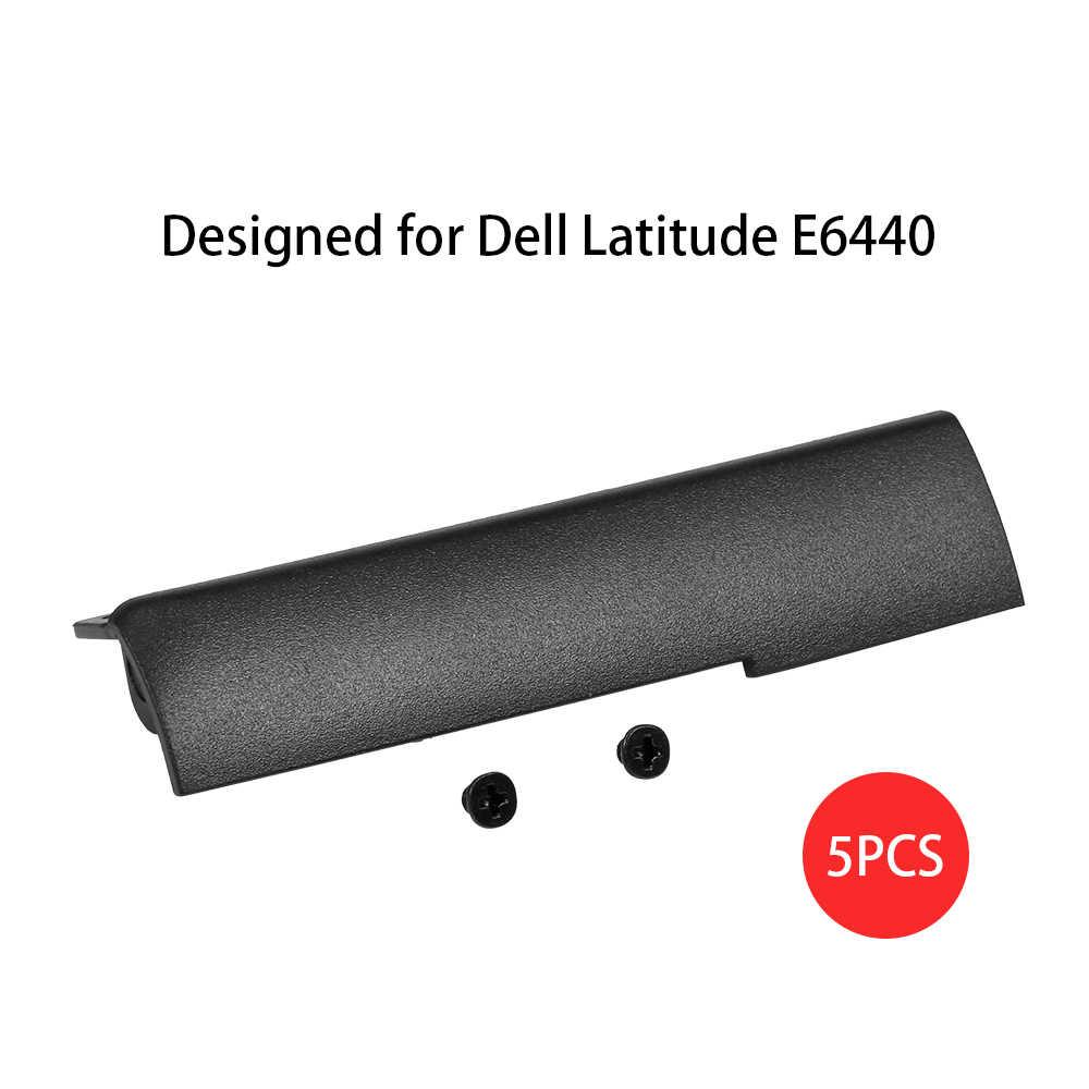 Bộ 5 Mới Nắp Ổ Cứng với Mouting Ốc Vít dành cho dành cho Laptop Dell Latitude E6440