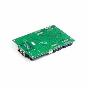 Image 2 - Huidu HD R5018 HD R508 풀 컬러 수신 카드 작동 HD C15C C35C A3 HD T901