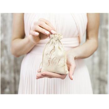 цена на Oh Shit Kit bags personalized Wedding Favor Bag Survival Recovery Kit bag birthday Welcome Bag Bachelorette Drawstring gift bags