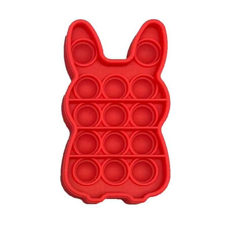 Fidget-Toys Autism Toy Pop-It-Stress Funny Push-Bubble Relief Sensory Adult Children img5