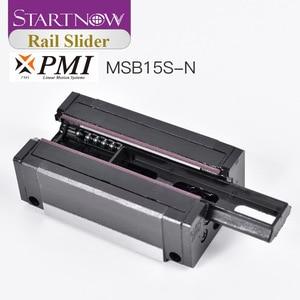 Image 3 - Startnow الأصلي الصين تايوان PMI الخطي الارشادية النقل كتلة MSB15S N لآلة الحفر بالليزر CO2 راوتر