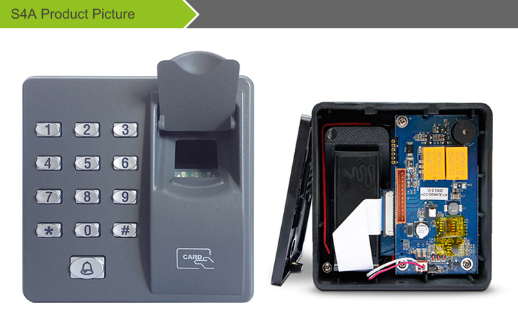 X6 Fingerprint access control (2)