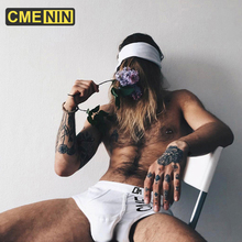 CMENIN Sexy Cotton Boxer Men Underwear Print Cueca Male Panties Boxers Shorts Breathable Boxershorts 2021 New Fashion CM212