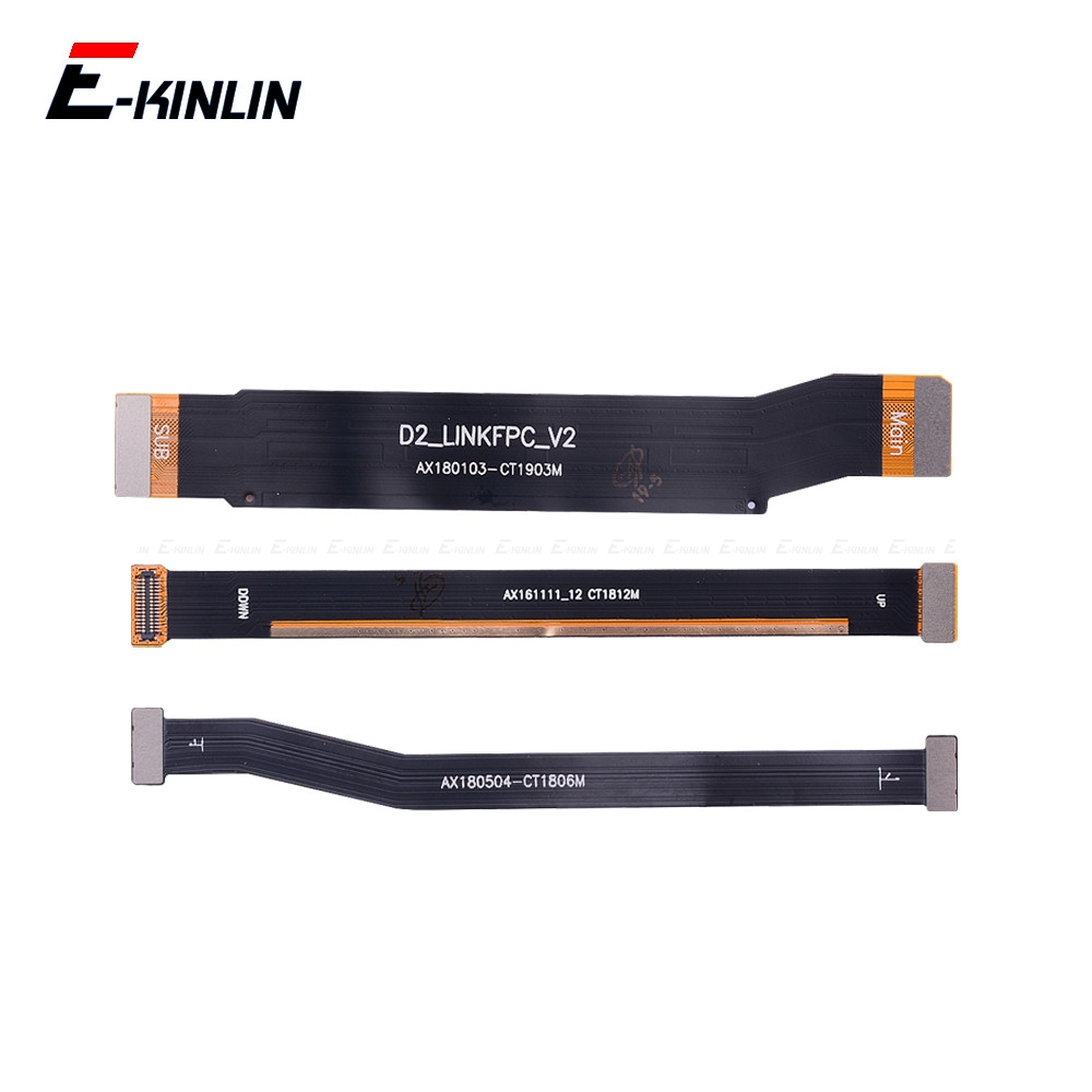 Main Board <font><b>Motherboard</b></font> Connect LCD Flex Cable For <font><b>XiaoMi</b></font> Mi 5X A1 6X A2 <font><b>Redmi</b></font> 5 Plus 4A 4 Pro <font><b>Note</b></font> 4 <font><b>4X</b></font> Global 5 5A image