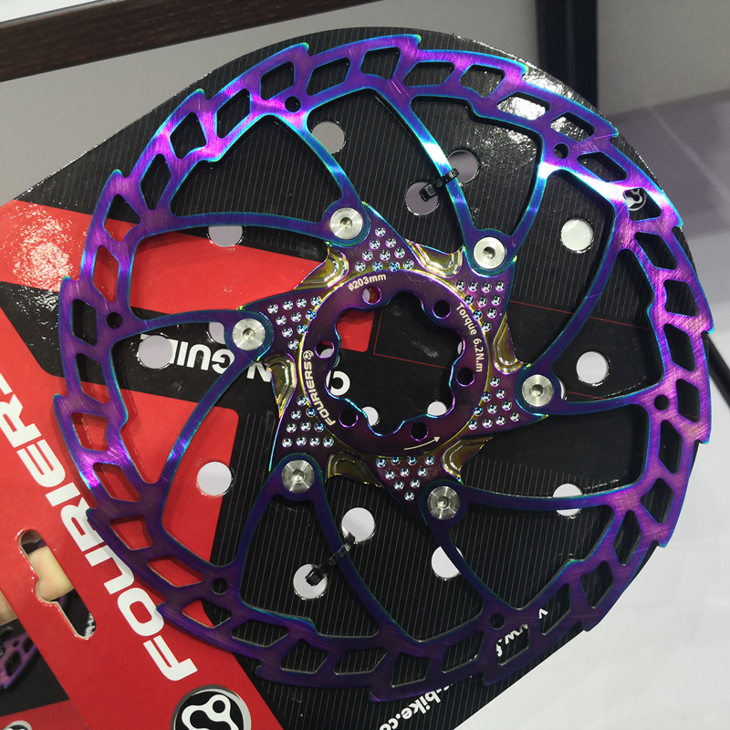 MTB 140mm 160mm 180mm 203mm Mountain Bike Rotors Road Bicycle Parts Brake