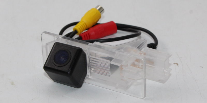 Liislee Car Reverse Rear View Camera For Renault Captur 2013~2018 Compatible With Original Screen RCA Adapter Connector camera