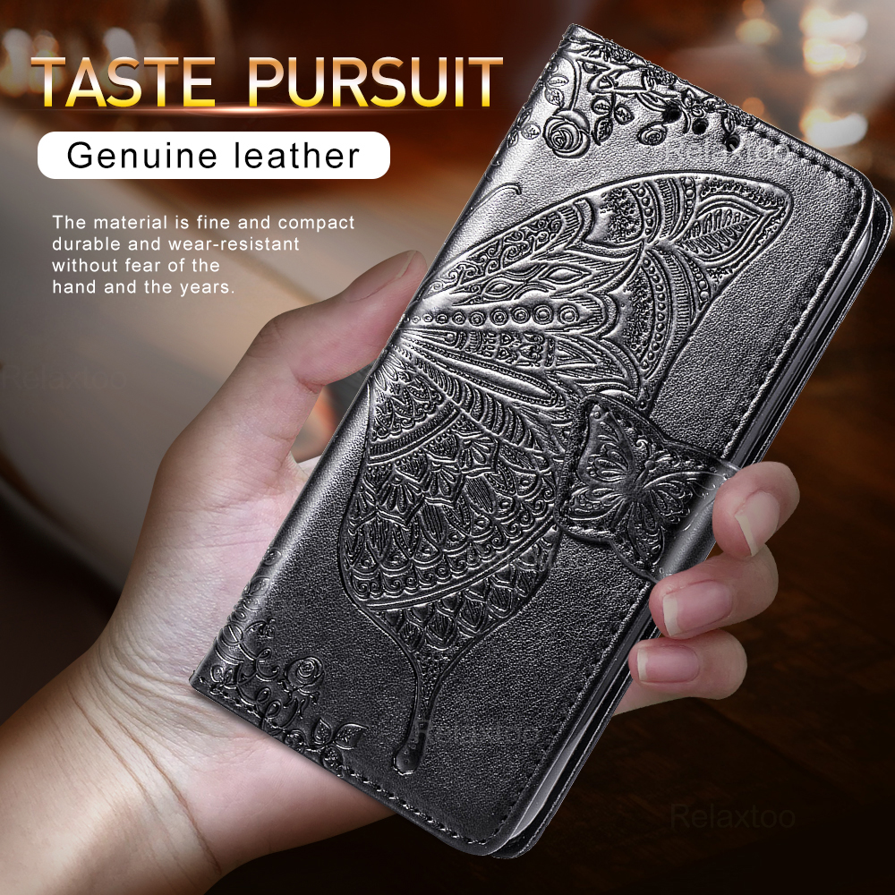 leather flip case for xiaomi redmi note 8t 8 7 7a xiomi mi note 10 pro 9t a3 a2 9 lite wallet stand Book Phone Cover funda Coque image