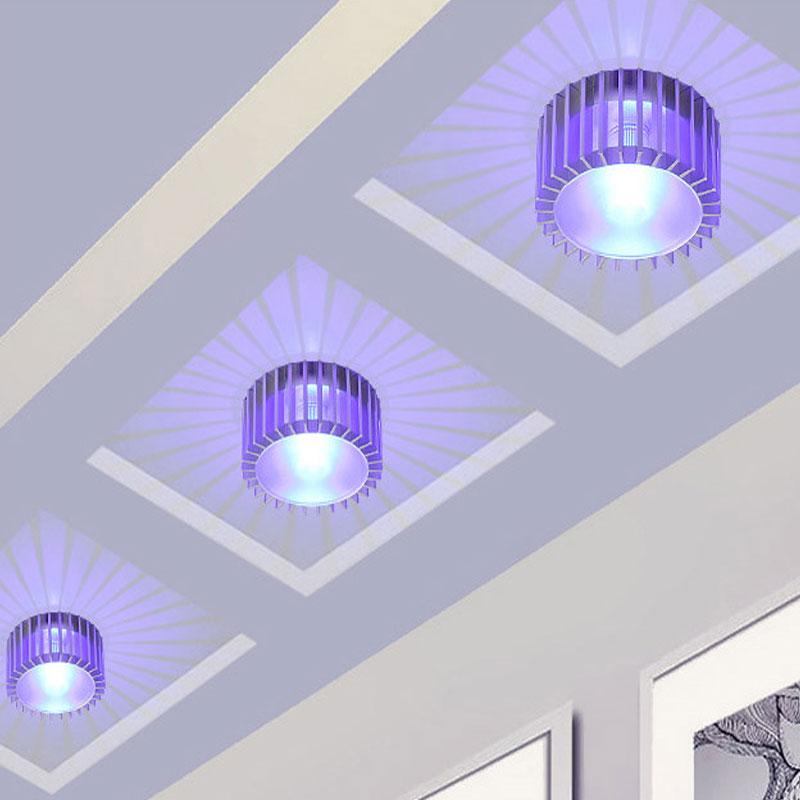 He17ba61445b948d69394036de20d8801g Modern LED Ceiling Light 3W  6W 9W 12W wall Sconce Art Gallery Decoration Front Balcony lamp Porch light corridors Light Fixture