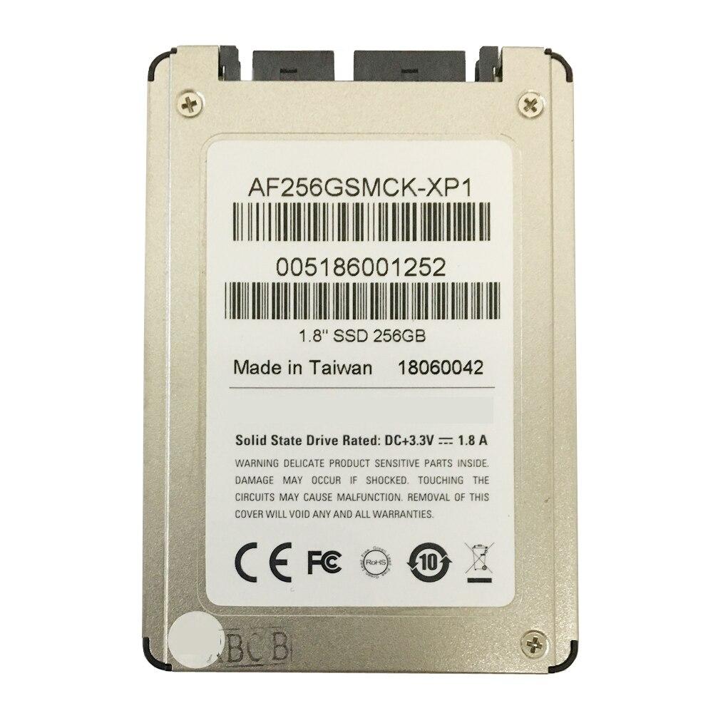 New 1.8inch MicroSata 256GB SSD For IBM T400S T410S Replace MK2533GSG MK2529GSG MK3233GSG MK1629GSG MK1229GSG HS122JF MK1216GSG