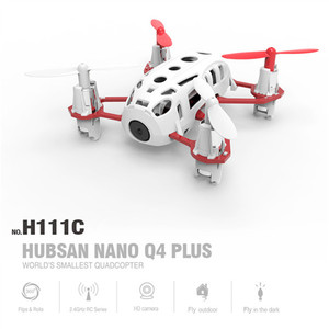 Hubsan H111C Q4 Plus With 720P