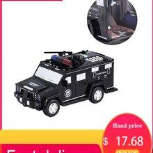Toy Money-Box Saving-Coin-Box Cash Truck Car-Piggy-Bank Safe Music Password Large Kids