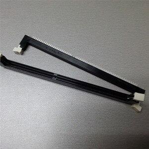 Image 3 - Nuovo Desktop DDR3 Slot Per Schede di Memoria 1.5V Presa 240Pin Nero/Blu Blu/Luce
