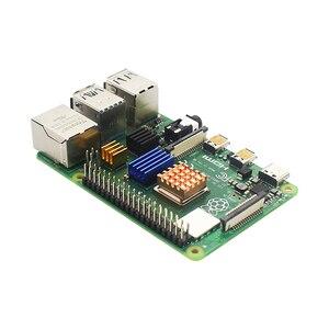Image 5 - Raspberry pi 4 modelo b 2gb/4gb kit placa + adaptador de alimentação caixa + 32/64gb cartão sd cabo hdmi dissipador de calor para raspberry pi 4
