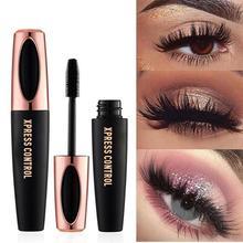 Cosmetic-Tools 4D Waterproof Eyelash-Mascara Eyes-Extension Makeup Silk-Fiber Long 1pcs
