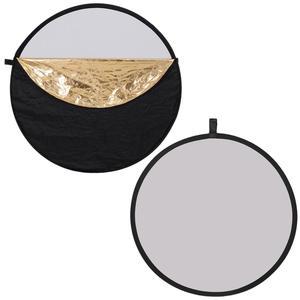 Image 3 - 5 in 1 การถ่ายภาพสะท้อน Reflectors สำหรับถ่ายภาพสะท้อนแสงพับได้โปร่งแสง,เงิน,ทอง, สีขาว,สีดำ