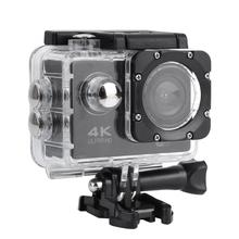 2 Inch 4K HD Video Action Camera with Waterproof Case Portab