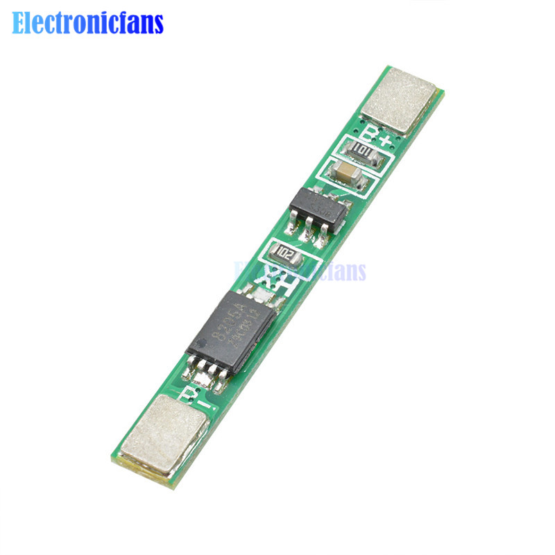 1S 2S 3S 4S Li-ion Lithium Battery 18650 Charger Protection Board PCB BMS Cell Charging Protecting Module 2.5A 3A 20A 30A image