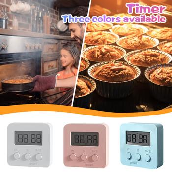 25 # pieczenie w kuchni minutnik przypomnienie miernik magnetyczny stoper cyfrowy do kuchni gotowanie prysznic studium stoper odliczanie tanie i dobre opinie ISHOWTIENDA CN (pochodzenie) as show CE UE Cyfrowe minutniki Na stanie