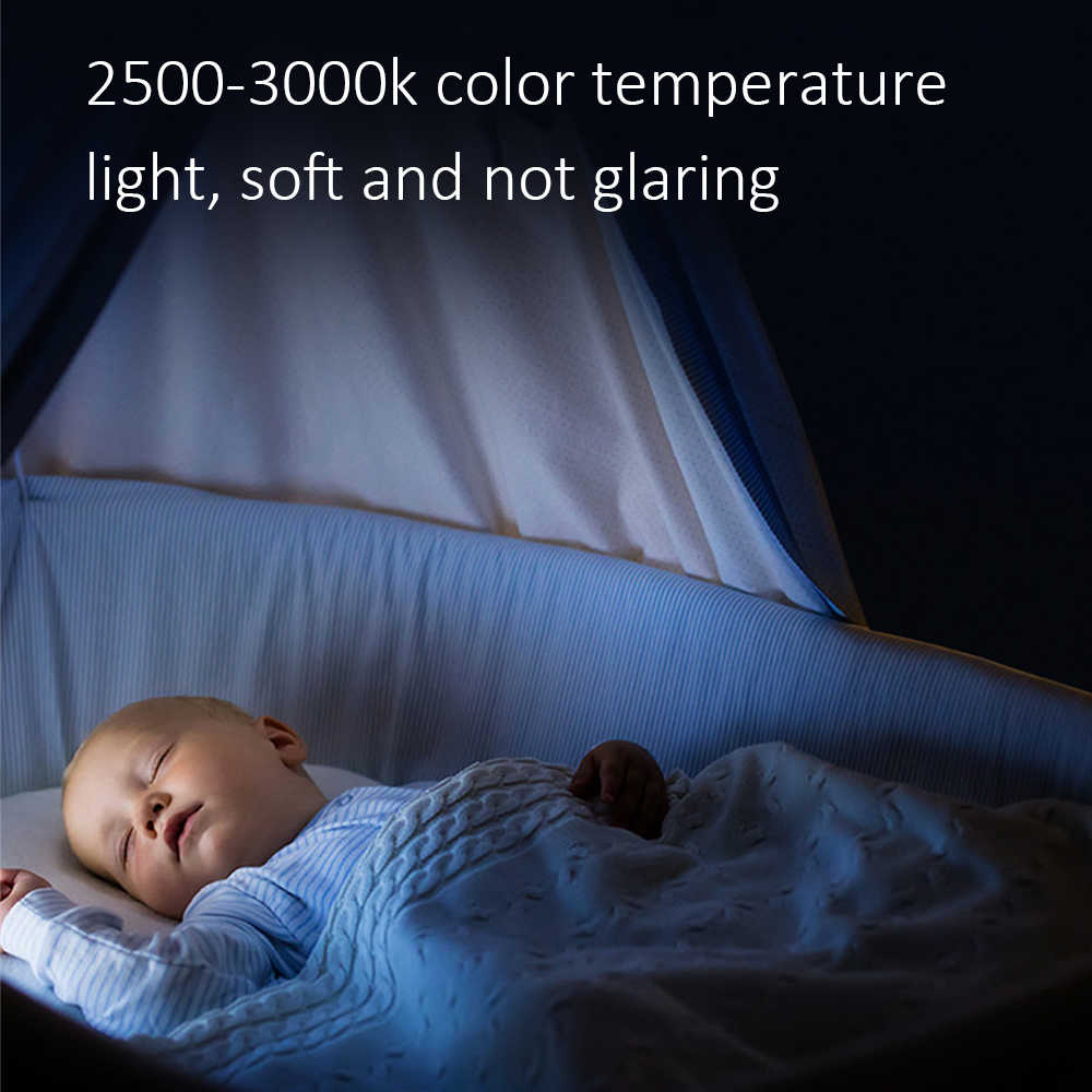 Оригинальный Yeelight светильник с датчиком движения, светодиодный потолочный светильник, умные настенные лампы, светильник с датчиком движения для гостиной, спальни, прихожей