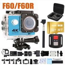 GOLDFOX Action Camera 16MP Ultra HD 4K 30fps WiFi 2.0170D Go Waterproof Pro Sports DV Helmet Video Recording DVR