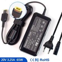 20V 3.25A Ordinateur Portable Chargeur Adaptateur secteur pour Lenovo ThinkPad 80JT 20CL 80KB 80FF 20B6 80ER 20AA 20EX 80M7 20H8 20AL 20H4 80DW 20F9
