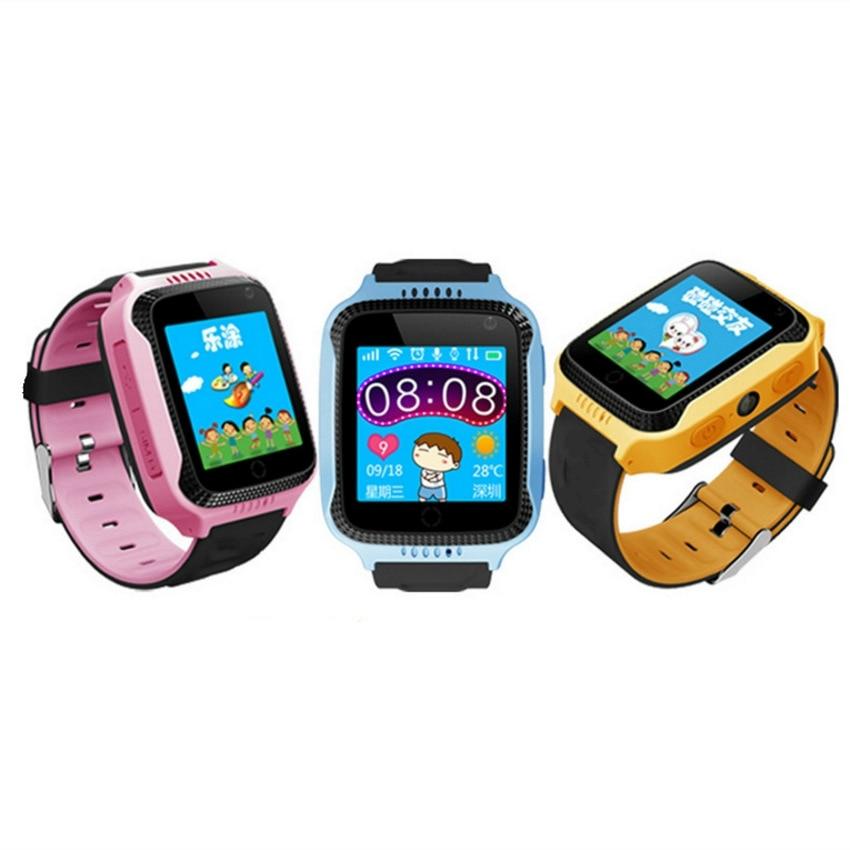 Q529 Children's Smart Watch Gps Positioning Multi-language English Russian Phone Mobile Wear