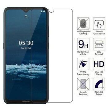 Перейти на Алиэкспресс и купить Закаленное стекло 2.5D 9H для Nokia 1,3, Защитное стекло для Nokia 1,3, 5,3, 8,3, 5G, C2, Tava, Tennen, C5, Endi 2,2, 2,3, 3,2, 4,2, 6,2, 7,2, C1