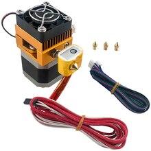MK8 Extruder Hotend Kit mit 0.2/0.3/0.4/0,5mm Düse Druckkopf für MakerBot Prusa I3 reprap DIY 3D Drucker