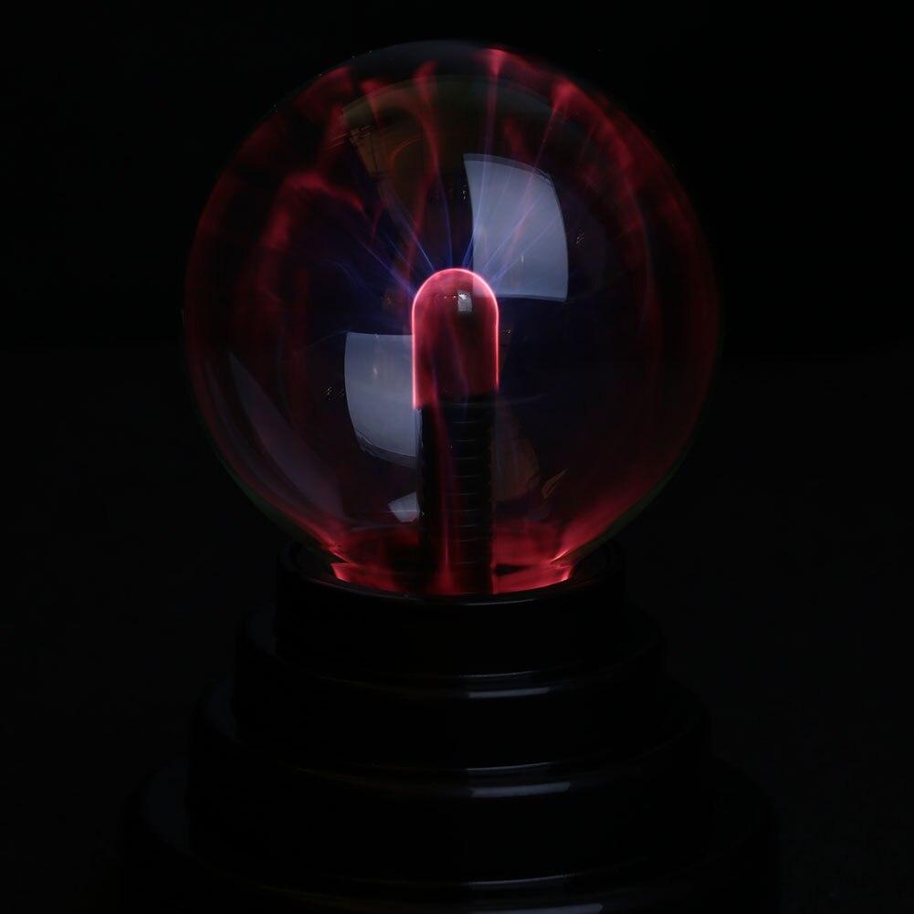 USB Plasma Sphere Lightning Lamp Lights Glass Ball Decoration Party Vintage Householld Supply Home Improvement New Lights Supply