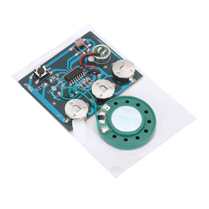 Image 3 - 30s Sound Voice Audio Recordable Music Recorder Board Module Chip Programmable Music Module for Greeting Card DIY