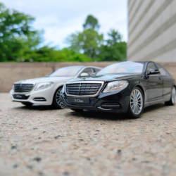 Welly 1/24 1:24 Mercedes Benz S класс спортивного гоночного автомобиля литая машинка дисплей Модель день рождения игрушки для детей мальчиков и девочек