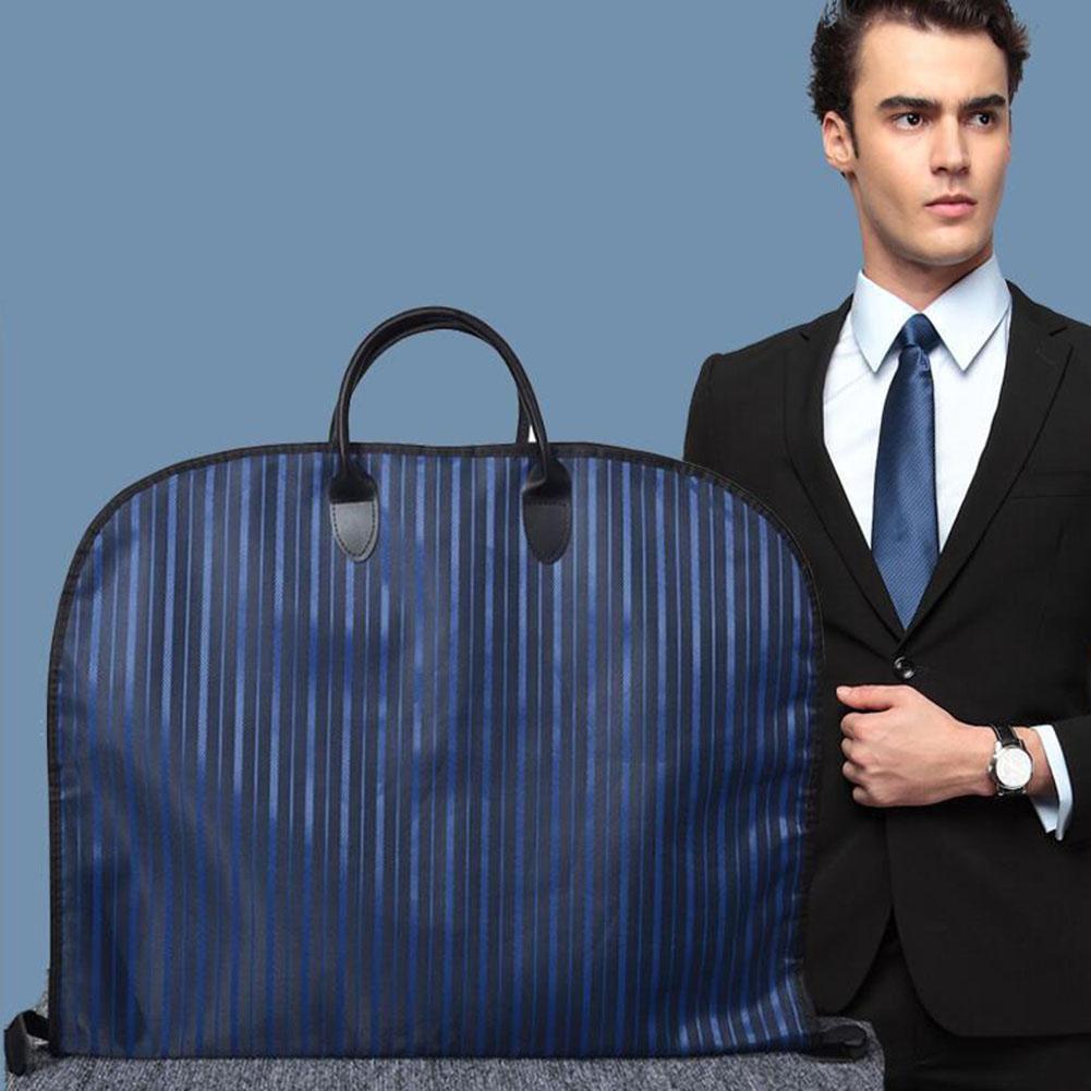 Travel Home Dustproof Waterproof Clothing Suit Coat Storage Bag Pouch Organizer