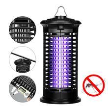 Elektrische Muggen Killer Val Mot Fly Lamp Led Nachtlampje Bug Insect Licht Doden Pest Anti Thuisgebruik Muggen Eu us Plug