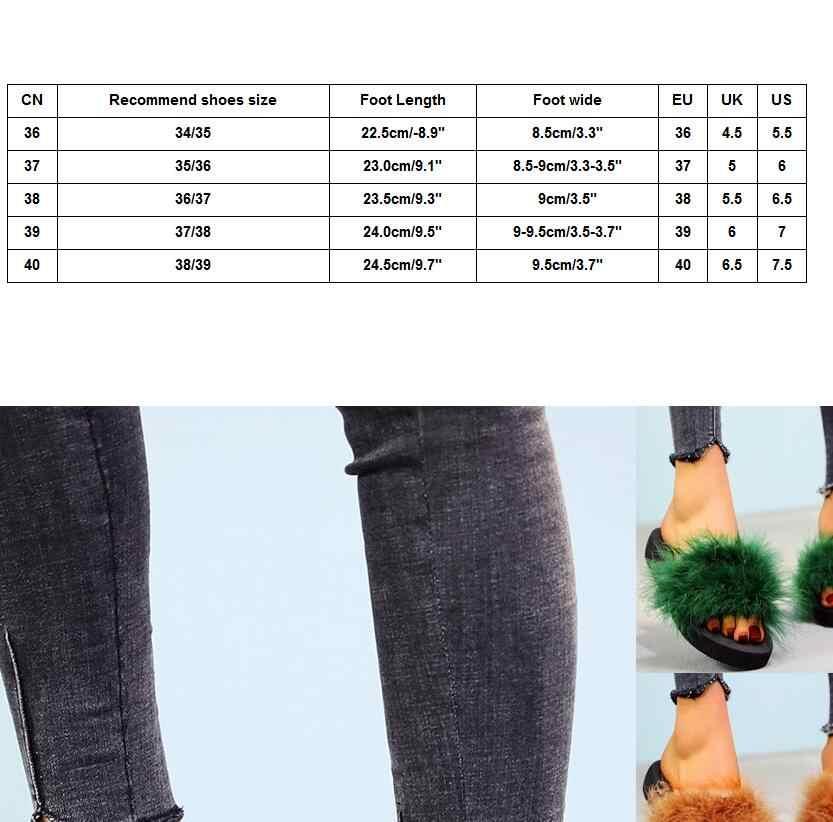 2020 hafif platformları terlik kadınlar için yaz plaj yumuşak tüy rahat ayakkabılar kadın açık düz topuk EVA terlik roma