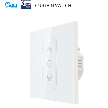 NEO Coolcam Smart Home Z Wave Plus, interruptor inteligente de cortina para cortina eléctrica motorizada, persiana enrollable