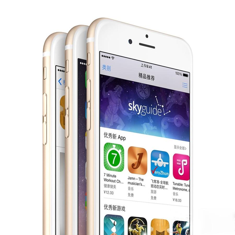 "Used Unlocked Apple iPhone 6 Plus 5.5"" 16GB/64GB/128GB Dual Core IOS iphone 6plus 8MP Camera 4G LTE"