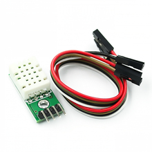SHTC3 Высокоточный цифровой датчик температуры и влажности измерительный модуль IEC связь лучше, чем AM2302 DHT22
