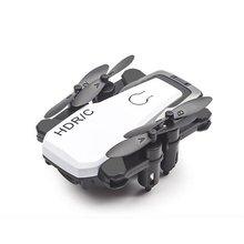 Mini Drone z kamerą 4k HD składane drony jednoprzyciskowy powrót FPV Quadcopter śledź mnie helikopter RC quadrocopter zabawka dla dzieci cheap OCDAY 1080 p hd video recording 4 k hd nagrywania wideo Kamera w zestawie 1 3 0 cali 100m 6 kanałów 2 4G App kontroler