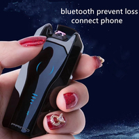 Bluetooth Prevent Loss Phone Electronic USB Electric Lighter For Birthday Gift Lighters mens gifts gadgets