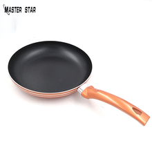 Мастер Звезда медная сковорода антипригарное покрытие Сковороды-гриль сковорода для яиц кастрюля для бифштексов сковородки огнеупорного использования